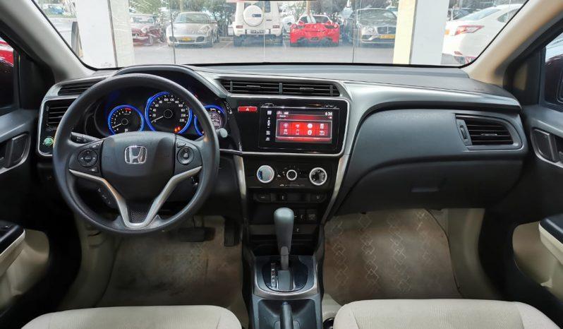 Honda City 2014 full